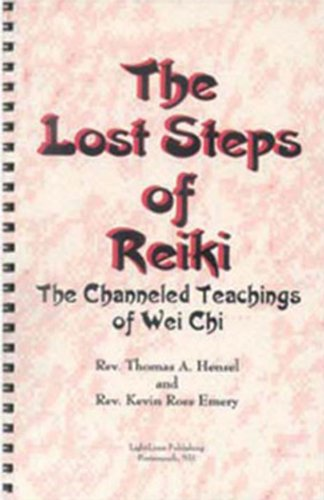 9781890035440: The Lost Steps of Reiki