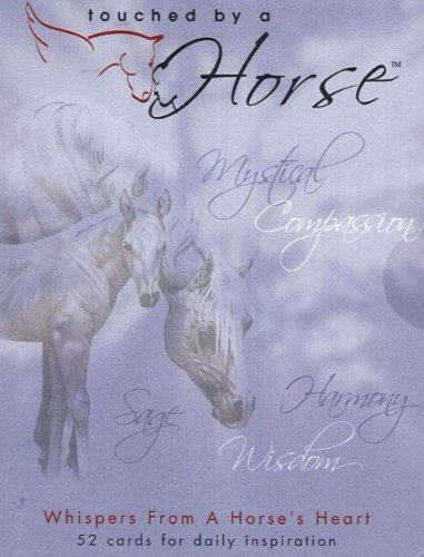 9781890035617: Touched by a Horse: Whispers from a Horse's Heart