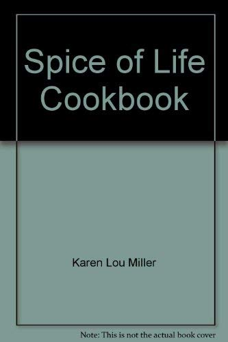 9781890050573: Spice of Life Cookbook