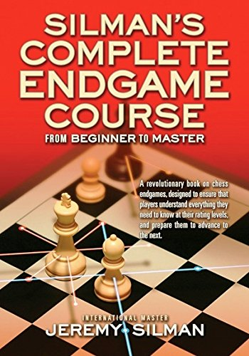 Silman's Complete Endgame Course: From Beginner To Master (9781890085100) by Jeremy Silman
