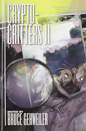 Crypto-Critters Volume 2 (Paperback)