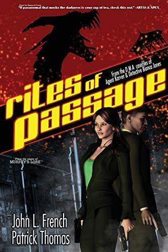 Rites of Passage: A Dma Casefile of: Patrick Thomas, John