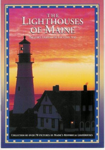 The Lighthouses of Maine: Wheeler, Wayne C. (text by) [principal photography by John Penrod, ...