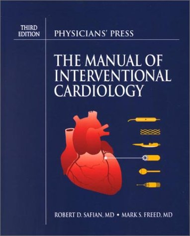 9781890114299: The Manual of Interventional Cardiology