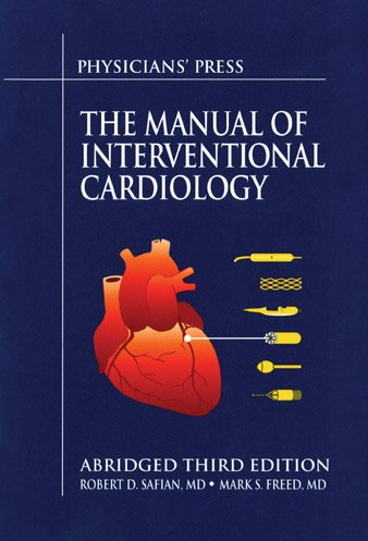 9781890114336: Manual Of Interventional Cardiology, Abridged