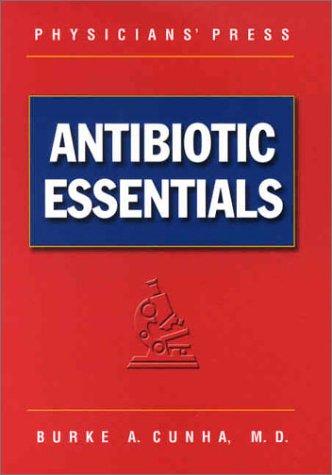 9781890114343: Antibiotic Essentials