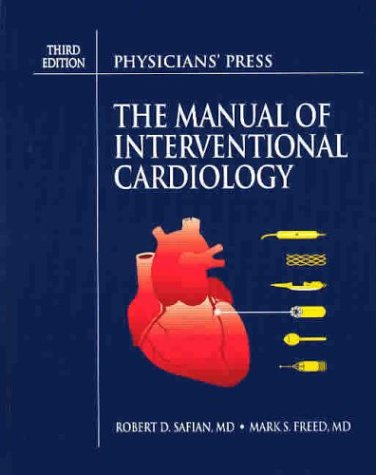 9781890114398: Manual of Interventional Cardiology