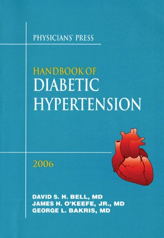 9781890114633: Handbook Of Diabetic Hypertension