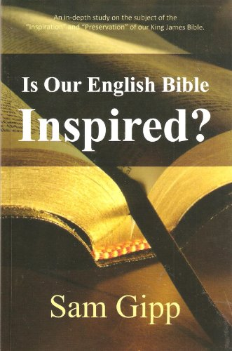 9781890120436: Is Our English Bible Inspired?