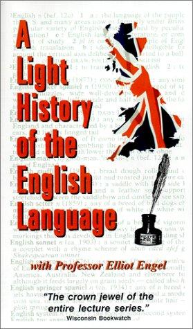 9781890123109: A Light History of the English Language [VHS]