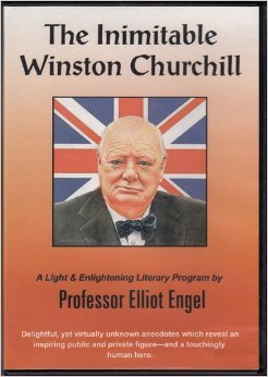 9781890123246: The Inimitable Winston Churchill