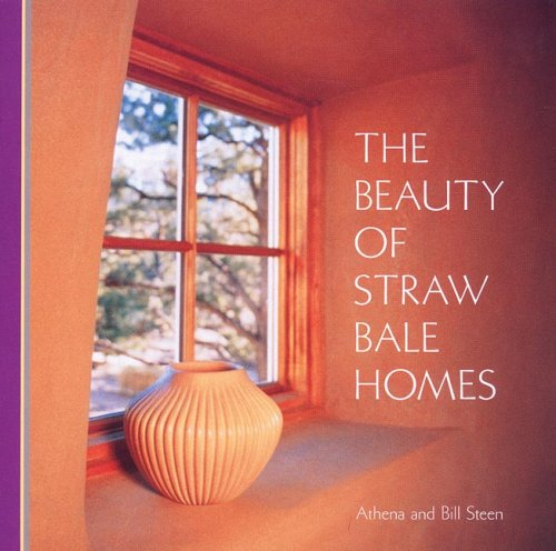 9781890132774: Beauty of Straw Bale Homes