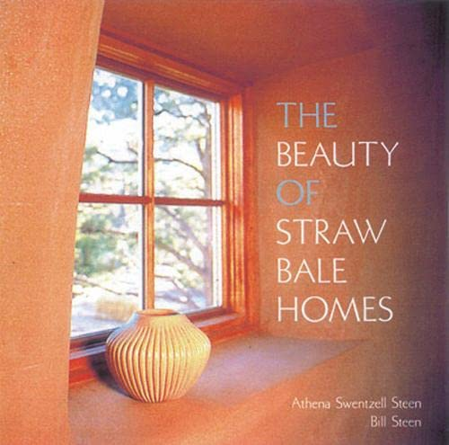 9781890132774: The Beauty of Straw Bale Homes