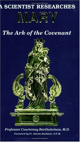 A Scientist Researches Mary, Ark Of The Covenant: Courtenay, Bartholomew; Barbaric, Slavko