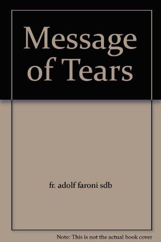 Message of Tears: fr. adolf faroni