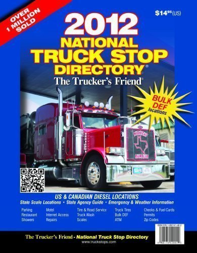 9781890141431: The Trucker's Friend - National Truck Stop Directory