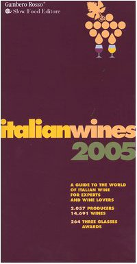 9781890142094: Italian Wines 2005: A Guide to the World of Italian Wine for Experts