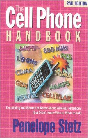 9781890154264: Cell Phone Handbook, Second Edition