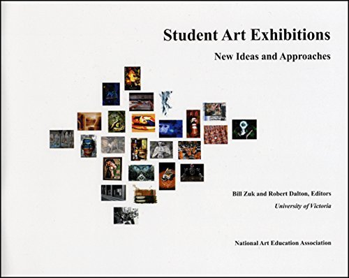 9781890160180: Student Art Exhibitions: New Ideas and Approaches