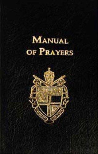 9781890177034: Manual of Prayers (Black)