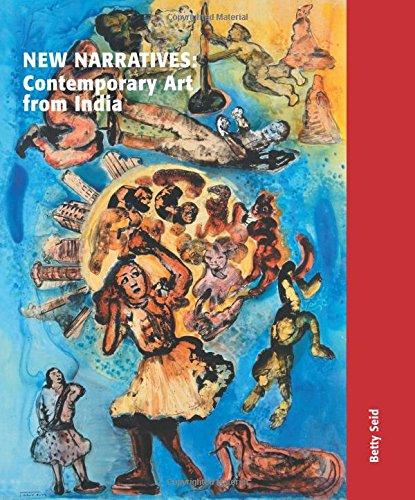 9781890206086: New Narratives: Contemporary Art from India