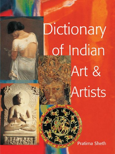 9781890206338: Dictionary of Indian Art and Artists