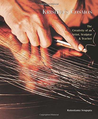 9781890206543: Krishna's Cosmos: The Creativity of an Artsist, Sculptor & Teacher