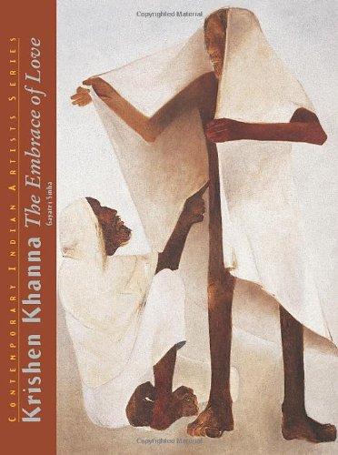 Krishen Khanna: The Embrace of Love (Contemporary Indian Artists): Sinha, Gayatri