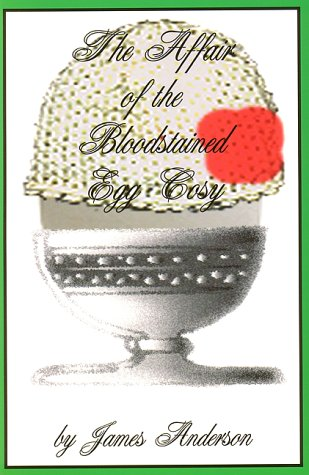 9781890208097: The Affair of the Bloodstained Egg Cosy (Missing Mysteries)