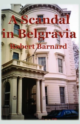 9781890208165: Scandal in Belgravia, A (Missing Mysteries)