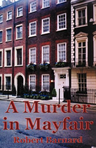 9781890208646: Murder in Mayfair, A (Missing Mysteries)