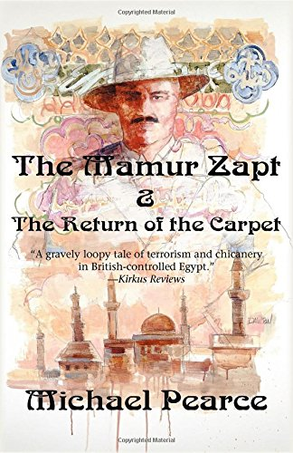 9781890208776: The Mamur Zapt & the Return of the Carpet: A Mamur Zapt Mystery (Mamur Zapt Mysteries)
