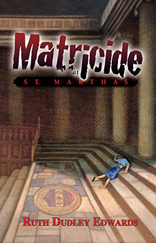 9781890208929: Matricide at St. Martha's (Robert Amiss/Baronness Jack Troutback Myteries)