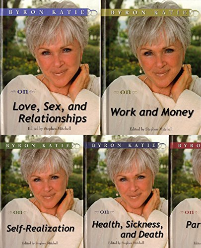 Byron Katie on Self-Realization (The Work of: Bryon Katie