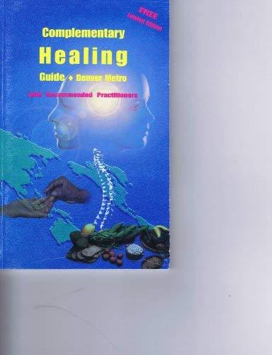 Complimentary Healing Guide Denver Metro: Josephine Hehnke