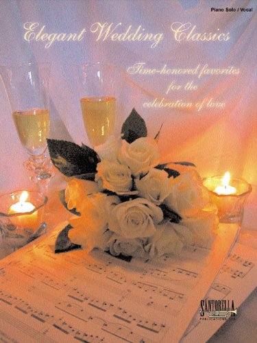 Elegant Wedding Classics for Piano: Tomlins, Tina