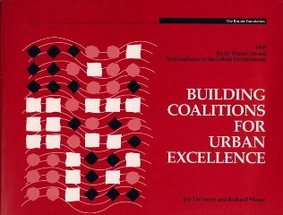 9781890286002: Building Coalitions for Urban Excellence : 1995 Rudy Bruner Award for Excellence in the Urban Environment