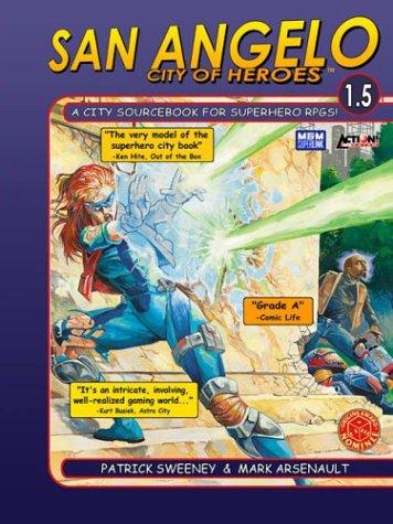 9781890305048: San Angelo: City of Heroes 1.5
