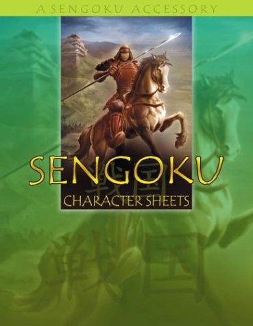 9781890305581: Sengoku: Character Sheets