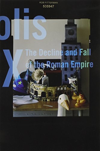 Metropolis XXX: The Decline and Fall of: Fitterman, Robert