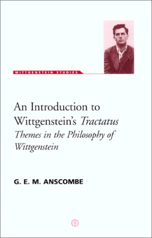 "9781890318543: An Introduction to Wittgenstein's ""Tractatus"": Themes in the Philosophy of Wittgenstein (Wittgenstein Studies)"