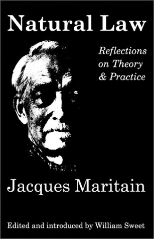 9781890318680: Natural Law: Reflections On Theory & Practice