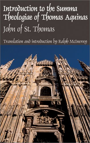 9781890318703: Introduction to the Summa Theologiae of Thomas Aquinas: the Isagogue of John of St. Thomas