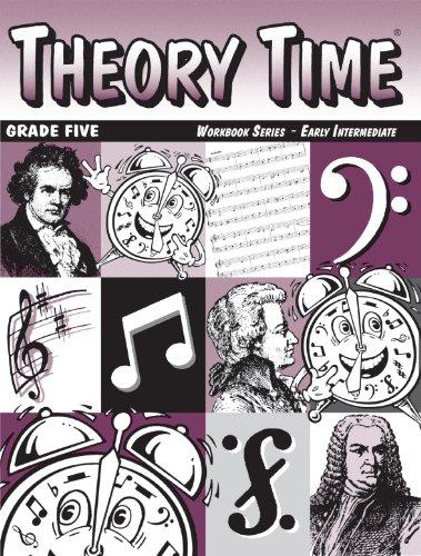 9781890348052: Theory Time: Workbook Series - Grade Five Early Intermediate