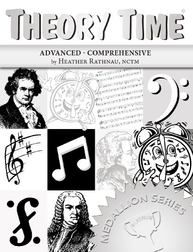 9781890348861: Theory Time: Medallion Series - Advanced Comprehensive