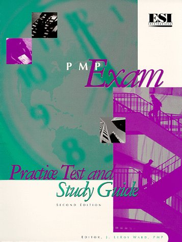 9781890367275: PMP Exam: Practice Test and Study Guide