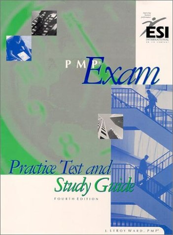 9781890367282: PMP Exam: Practice Test and Study Guide