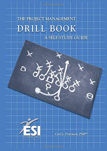 9781890367343: Project Management Drill Book: A Self-Study Guide