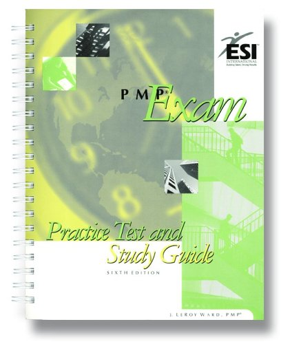 9781890367411: PMP Exam: Practice Test and Study Guide, Sixth Edition