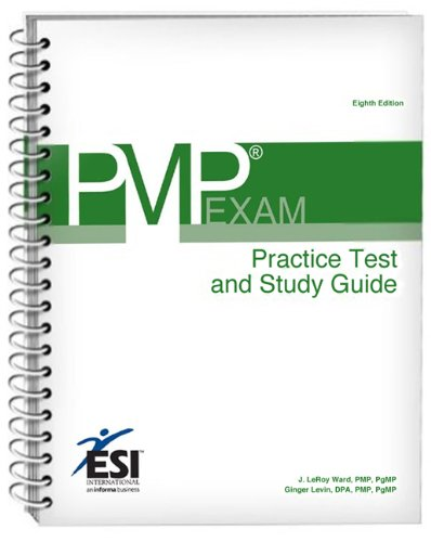 9781890367527: PMP Exam: Practice Test and Study Guide, Eighth Edition